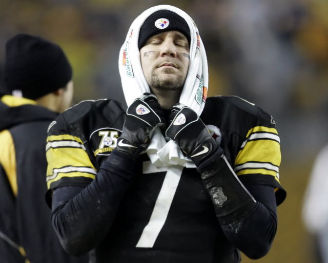 Town Doesn't Give a Shit About Roethlisberger Rape Controversy Anymore