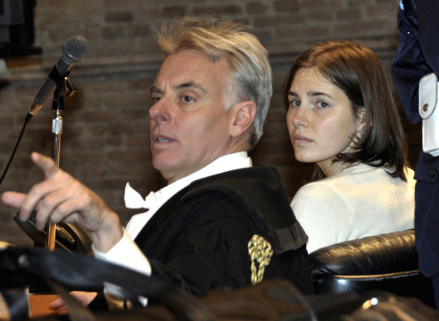 The Latest Key Development in Amanda Knox's Trial