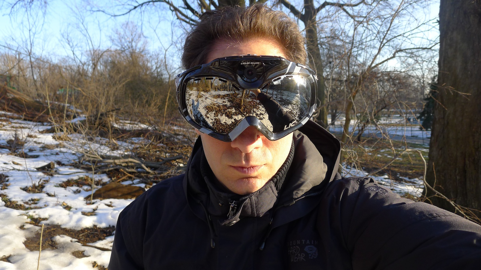 Liquid Image Apex Hd Review Snow Goggles With Built In