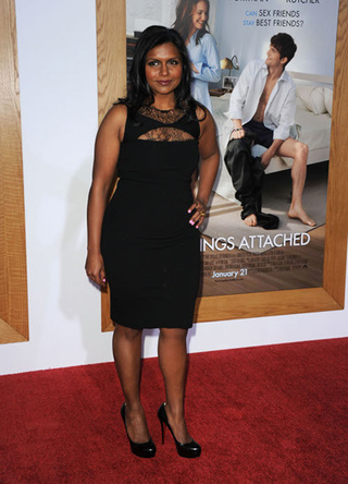 "Black Magic At ""No Strings Attached"" Premiere"