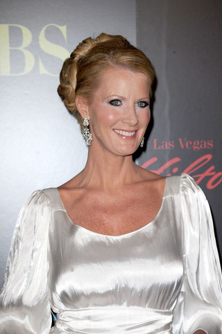 Sandra Lee's Virginal White Fetish