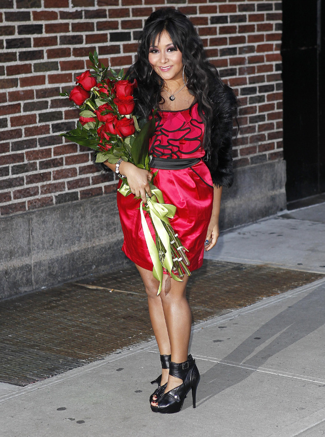 Everything's Coming Up Roses For Snooki