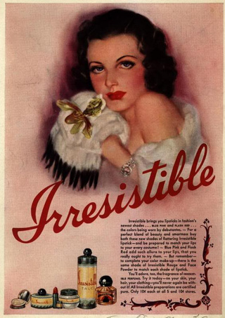 Vintage Makeup Ads Turn You From Loser To Irresistible!