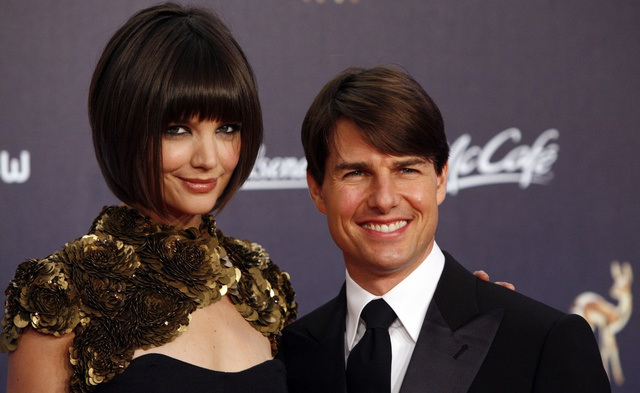 Tom Cruise and Katie Holmes Will Not Tolerate Being Laughed At
