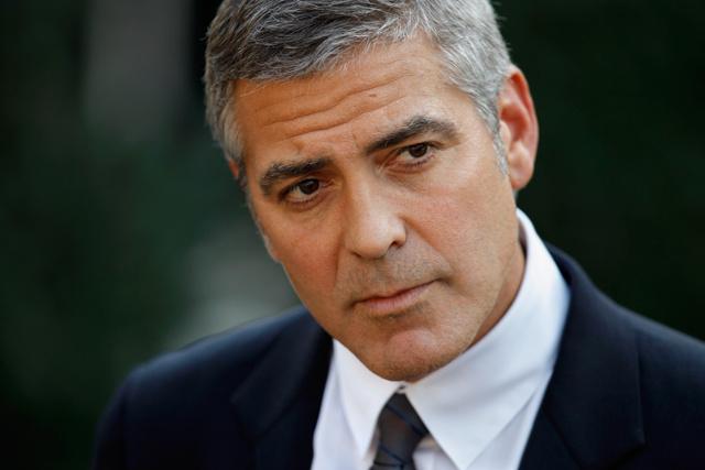 "George Clooney To Sudan: ""We're Watching"""