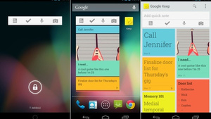 Google Keep, Instructables, Sidewalk Buddy, and More