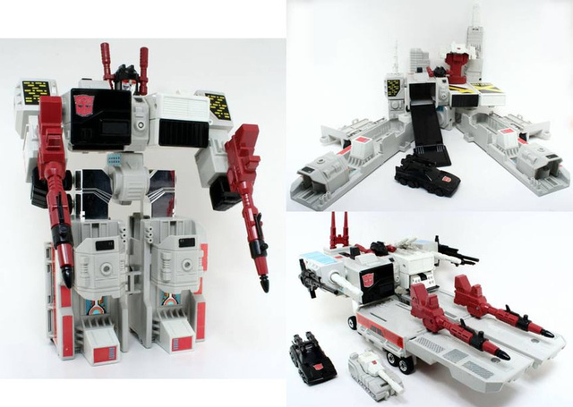 I'm Not Excited About Transformers: Fall of Cybertron Just Because of Metroplex