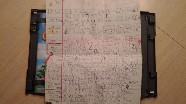 Old Nintendo Game Contains Heart-Warming, Hand-Written Note
