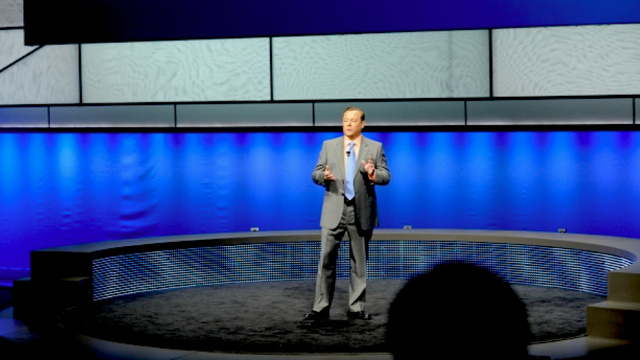 "Sony's U.S. Chief Says a PS4 Reveal Would be ""a Distraction"" in 2012"