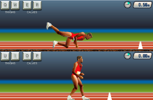 The Sequel No One Wanted: 2QWOP
