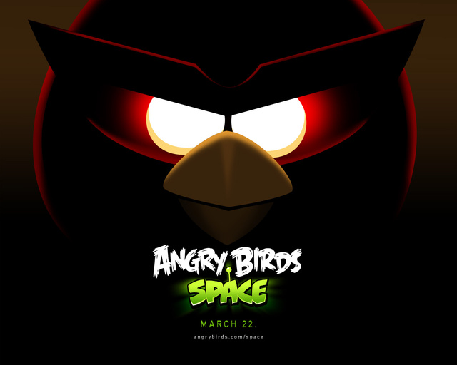 Fling Fowl Where No Fowl Has Been Flung Before in Angry Birds Space