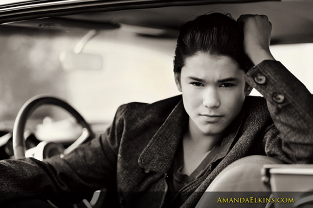 Need To Know: Who Is Booboo Stewart?