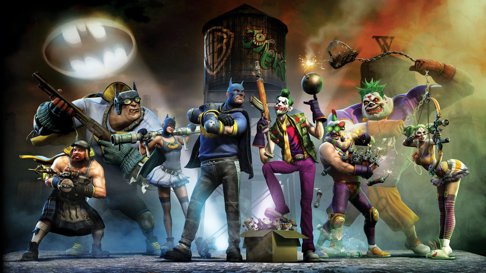 Our Surprising First Look at How <em>Gotham City Impostors</em> Does Batman Vs. Joker