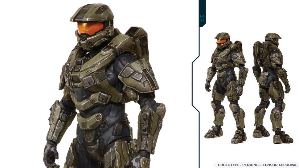 Here's Why Master Chief's Going to Look Different in <em>Halo 4</em>