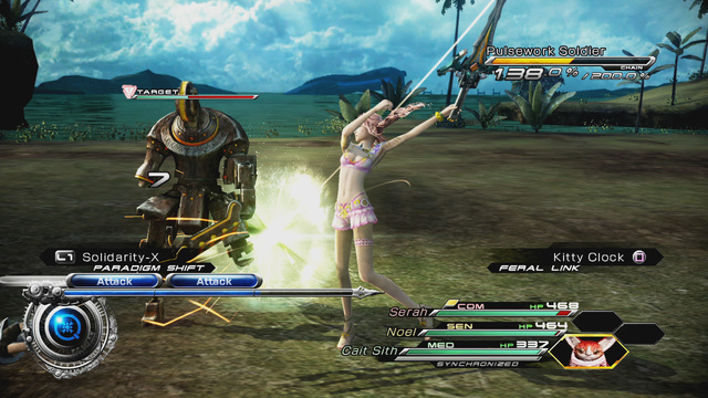 Sazh, Card Games, and Bikinis All To Be Final Fantasy XIII-2 DLC