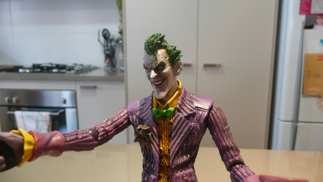 Playing Around With Batman: Arkham Asylum's Wonderful Toys
