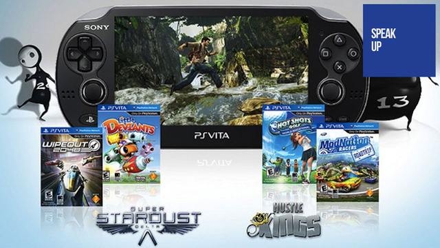 How Will You Buy Your Vita Games, Retail or Download?