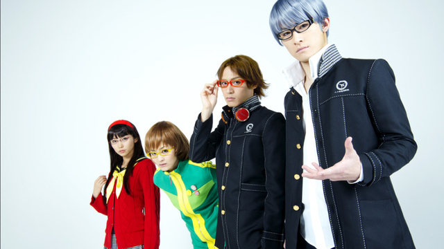 Look, It's Persona 4 in Living Flesh
