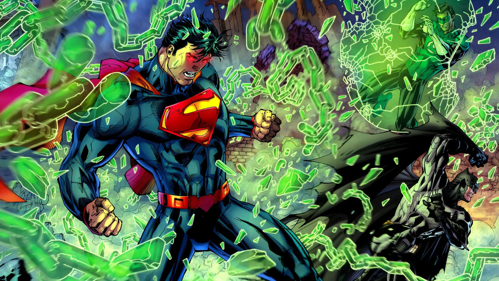 "Geoff Johns Says a Great <em>Superman</em> Video Game Needs the ""Right Studio"""