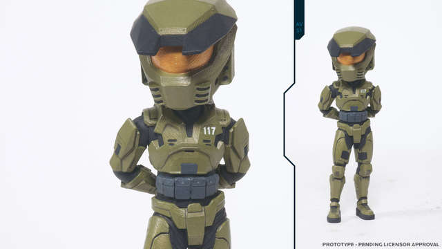 Your First Good Look at Halo 4's Master Chief Comes From...an Action Figure