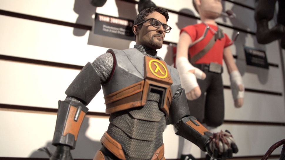 Valve Toys, <em>Half-Life</em> Toys, <em>TF2</em> Toys, Get a Look at Them Right Here