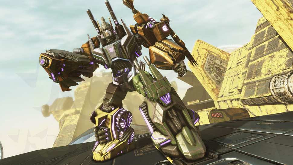 Transformers Bruticus Screens