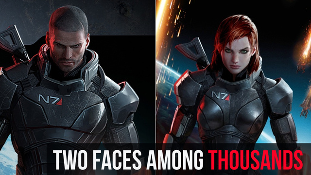Why We Love Our Commander Shepard