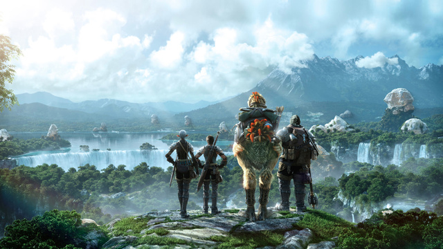 Final Fantasy XIV Dumps Worlds for Merger