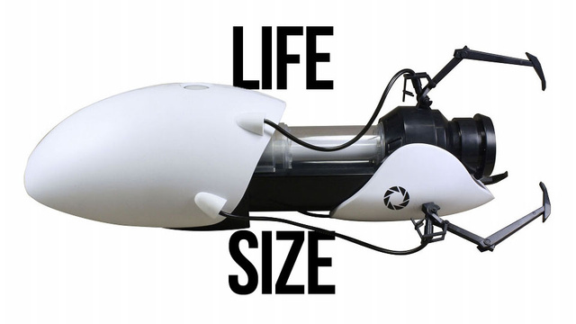 Buy Your Own Life-Size Portal Gun