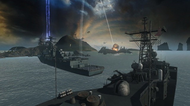 What? Battleship is Evolving... Into a First-Person Shooter?