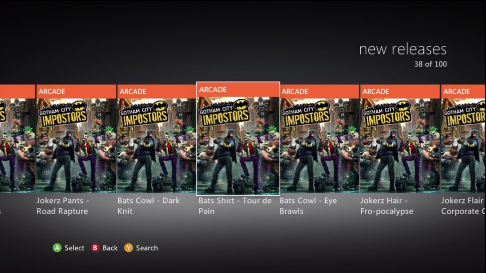 Man, That Sure is a Lot Of <em>Gotham City Impostors</em> DLC