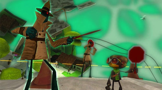 Minecraft's Creator Wants to Put Up Money to Make Psychonauts 2 a Reality