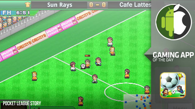 One of 2012's Best Sports Games Might be This Cute Football Sim