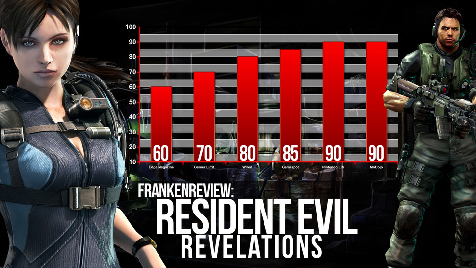 <em>Resident Evil: Revelations</em> Claws Its Way To Impressive Review Scores