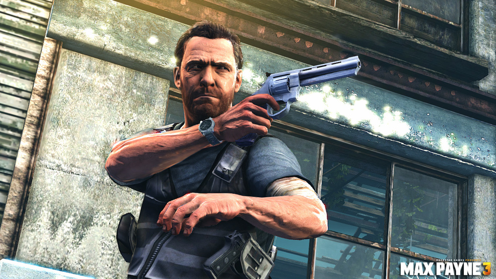 Get Up Close and Personal With a <em>Max Payne 3</em> Hand Cannon on His New Website