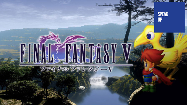 At Least One Person Believes Final Fantasy V is the Best Game in the Series