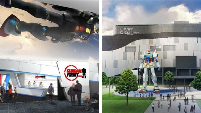 Gundam Is Getting a Japanese Theme Park
