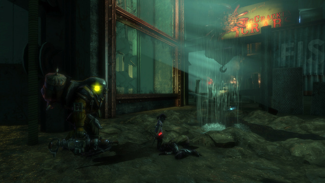 The Week in Unbelievably Gorgeous Screenshots: Bioshock and Mass Effect 2