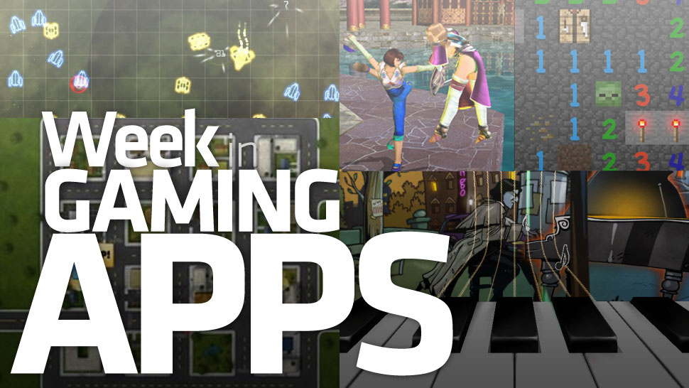 The Soul Still Burns for the Week in Gaming Apps