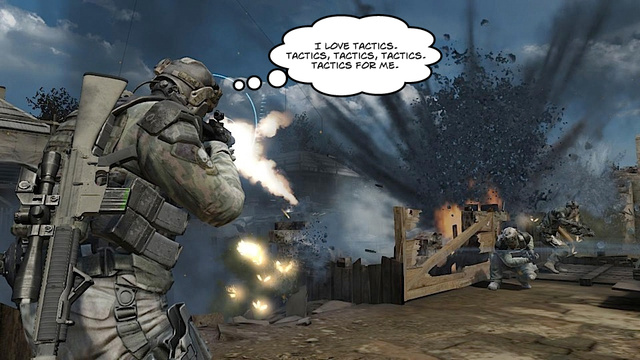 Ghost Recon: Future Soldier Puts You in the Brain of a Highly Trained Military Killer