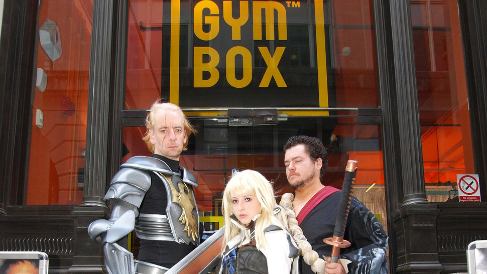 Namco Bandai Celebrates UK <em>SoulCalibur V</em> Launch With Fitness Classes