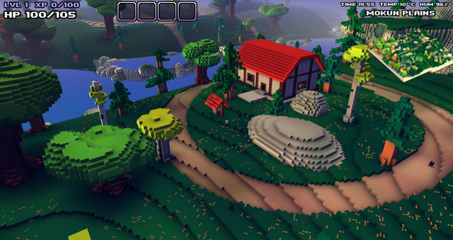 Cube World is Quietly Becoming My Most Anticipated PC Game of 2012