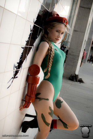 The Very Best In Cosplay: Crystal Graziano