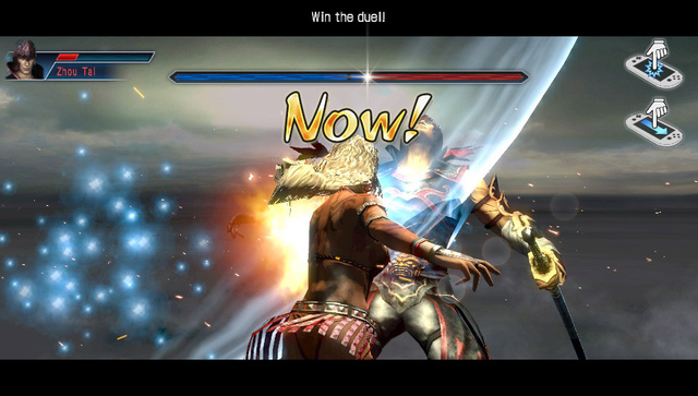 There's a Little Bit of Infinity Blade In Dynasty Warriors Next