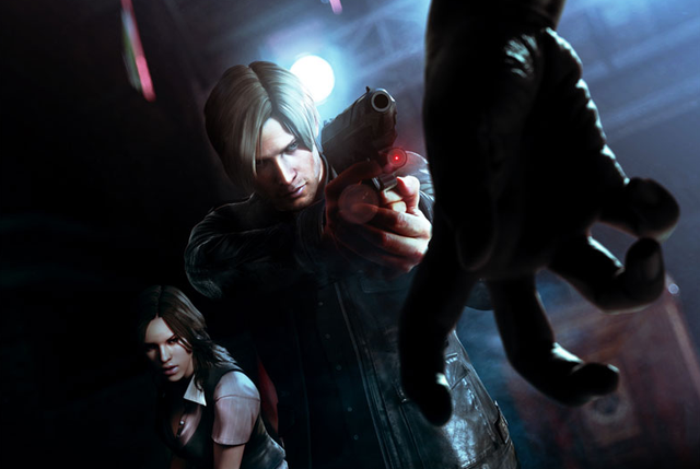 A Few (Scant) New Resident Evil 6 Details Creep Out