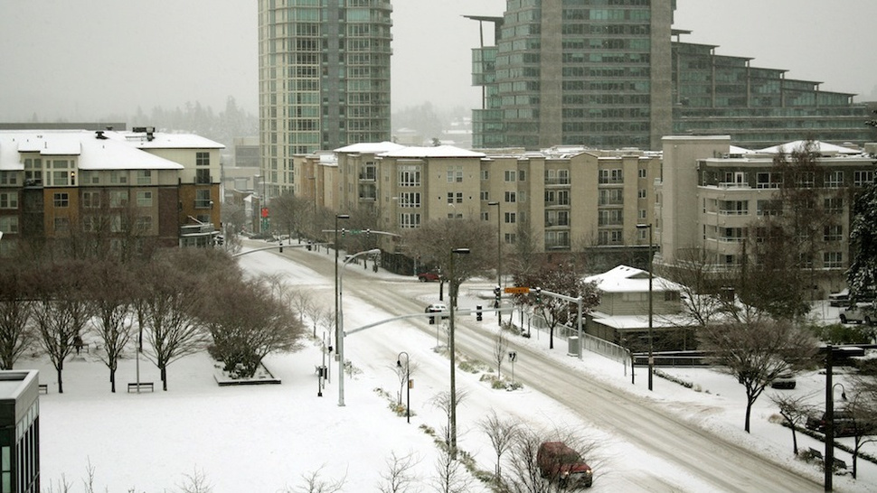 Hey, Seattle Gamers and Game Developers, Show Us Your Snow!