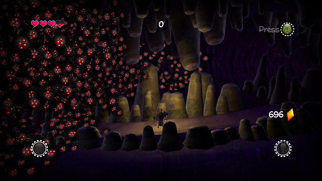 The Lovely, Colorful Platformer ScaryGirl Arrives on XBLA