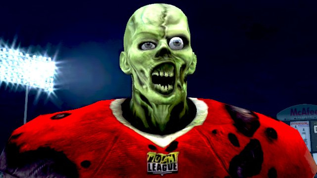 What the Hell is Mutant League Football Doing in NFL Blitz?