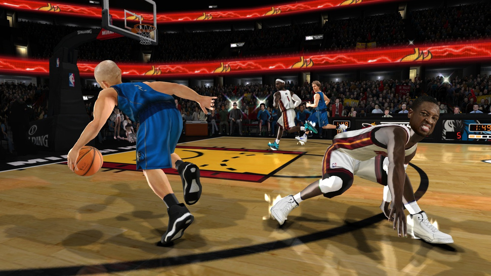 <em>NBA Jam: On Fire Edition</em> Will Get Roster Updates, EA Sports Says
