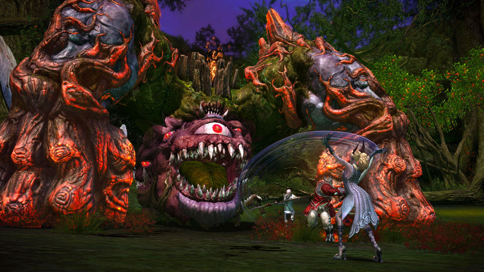 Action-Driven MMO <em>Tera</em> Hits North America on the Best Day of the Year